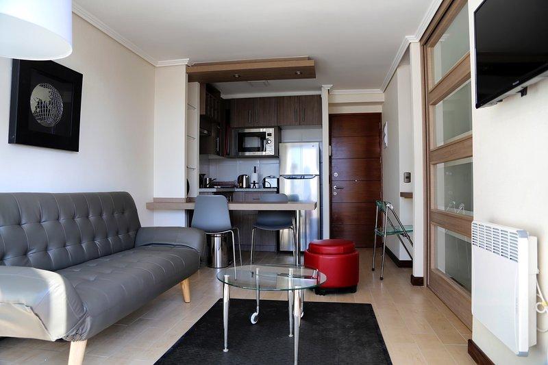 Aparthotel Los Bosques, alquiler de vacaciones en Santiago