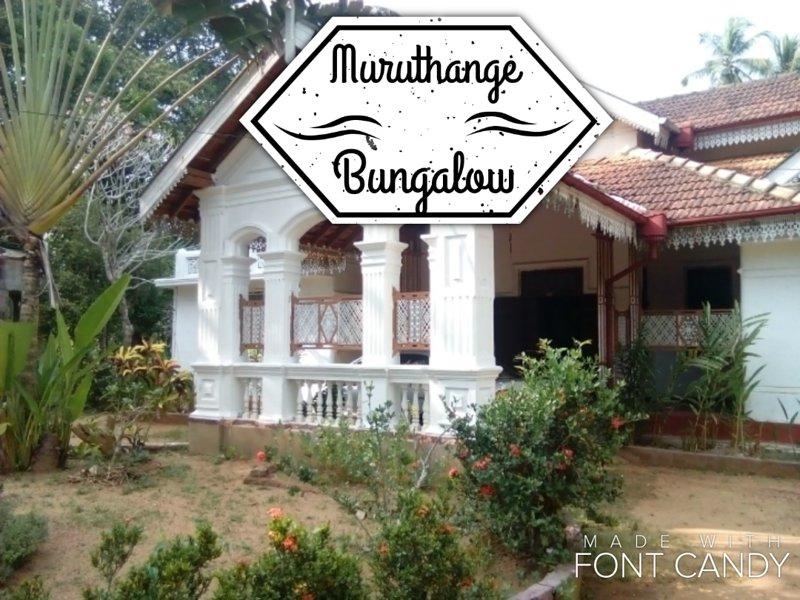 Muruthange Bungalow, holiday rental in Ambepussa