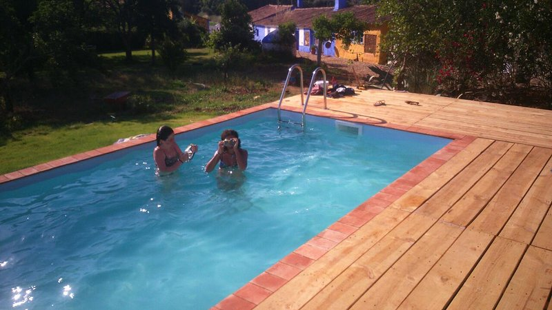 the new pool