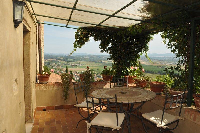 Appartamento Giuliano, casa vacanza a Palaia