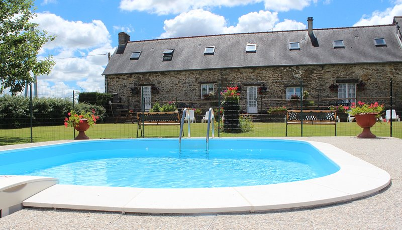 La Chouette, vacation rental in Saint-Aignan-de-Couptrain