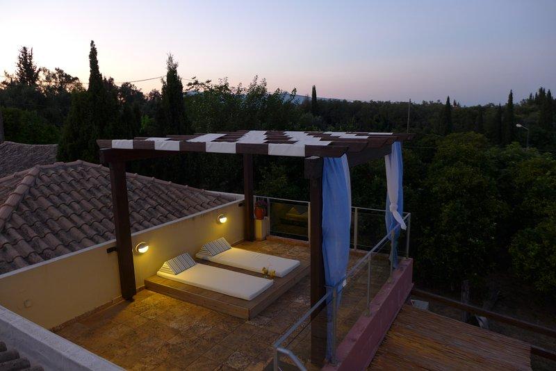 Villa Magic Perla | Pool corner
