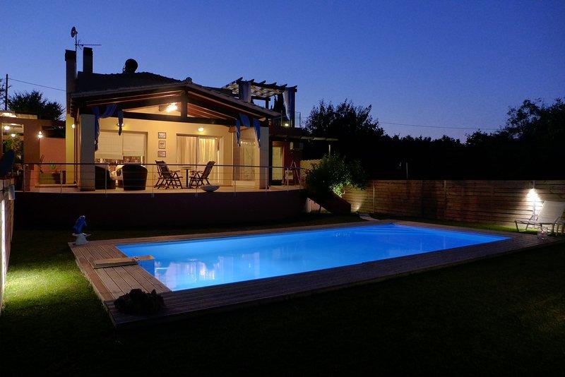 Villa Magic Perla | Pool View