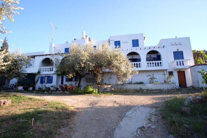 The Olive Branch, aluguéis de temporada em Galatas