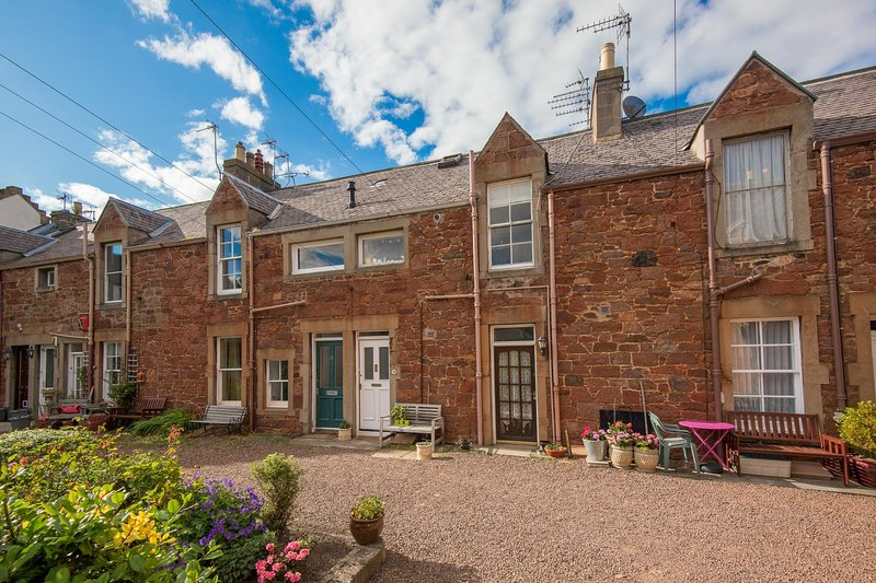 Rockpool Retreat  one bedroom holiday apartment in North Berwick, vacation rental in North Berwick