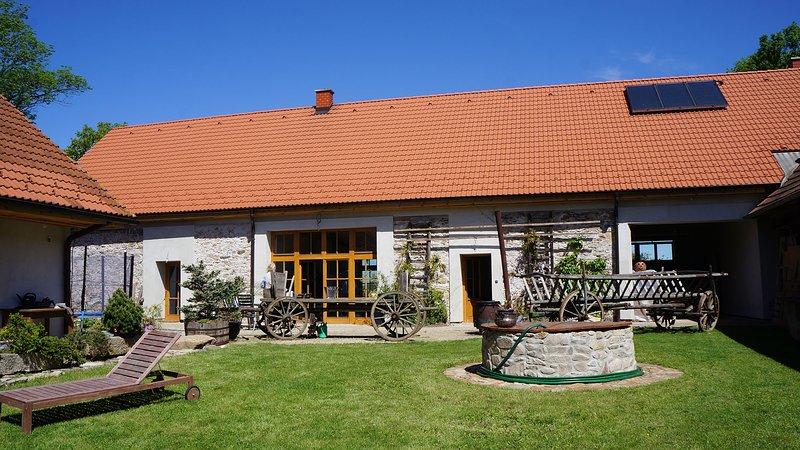 Apartmány Modrá vrata, alquiler de vacaciones en Trebon