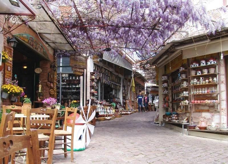Vivir como como local en Agiasos !!!