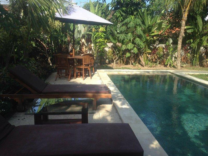 2bedroom Private Pool Villa with Fiberoptic, holiday rental in Lodtunduh