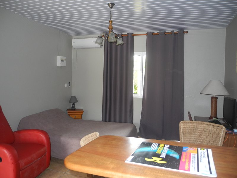 STUDIOS MEUBLES, holiday rental in French Guiana