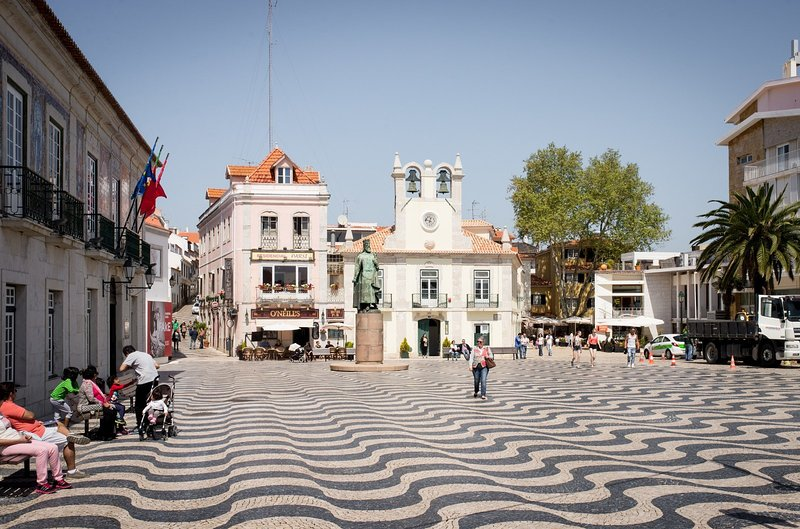 Town Hall of Cascais.
