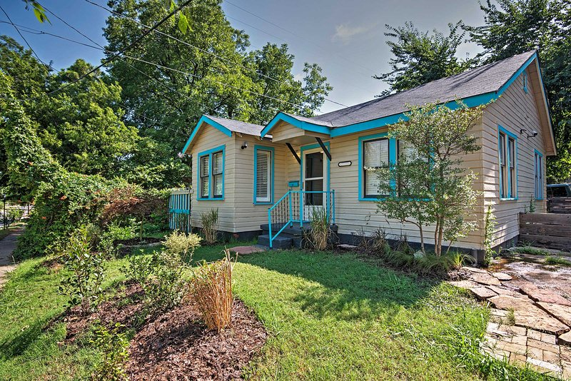 Welcome to this charming Oklahoma City vacation rental house!