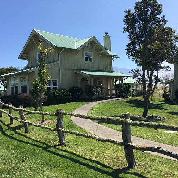 Heart Of Parker Ranch In Waimea Has Central Heating And