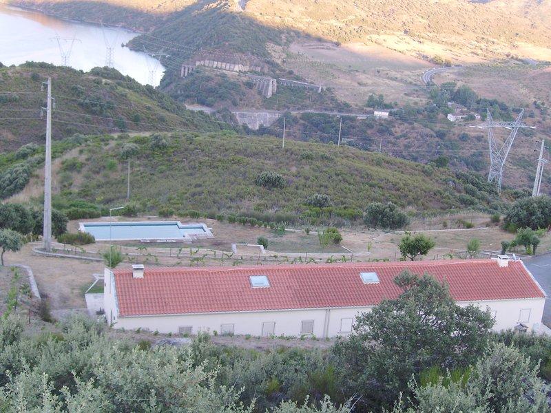 T3 -Douro Natura - Country Houses, aluguéis de temporada em Distrito de Bragança