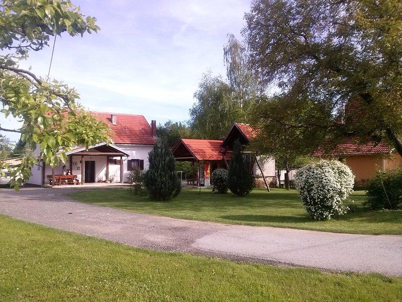 Plavo oko, location de vacances à Dreznicko Seliste
