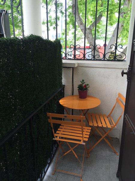Studio 'Paris' dans une charmante maison de ville – semesterbostad i Sannois