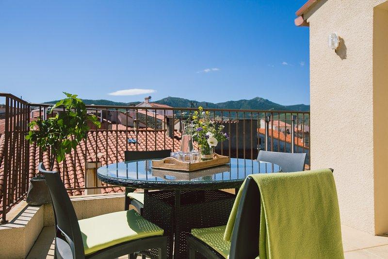 REGINA'S bANYULS-Appartement Terrasse, alquiler de vacaciones en Banyuls-sur-mer
