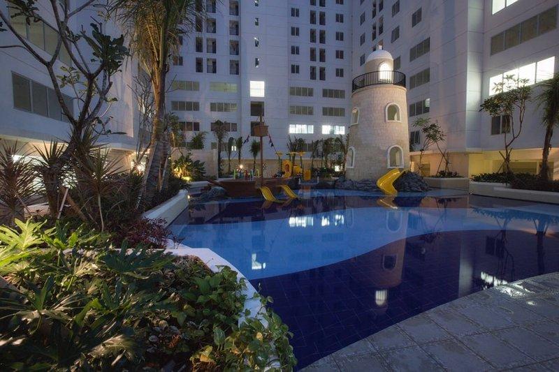 Bassura City Swimming pool