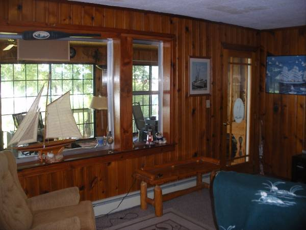 Lakefront Cottage on Randall Lake 2br, alquiler vacacional en Branch County