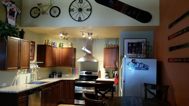 Newly Remodeled Apartment Easy I-70 Access, vacation rental in Gypsum