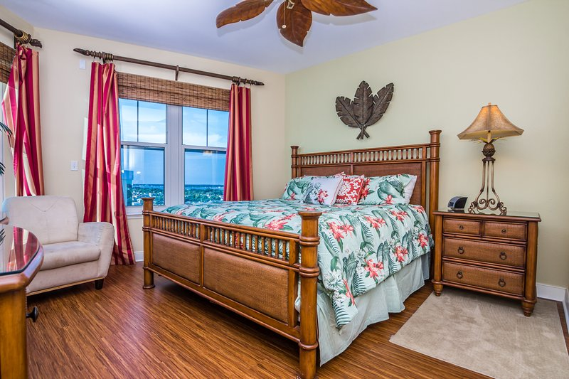 2nd Master Bedroom with Water View and Full Bathroom