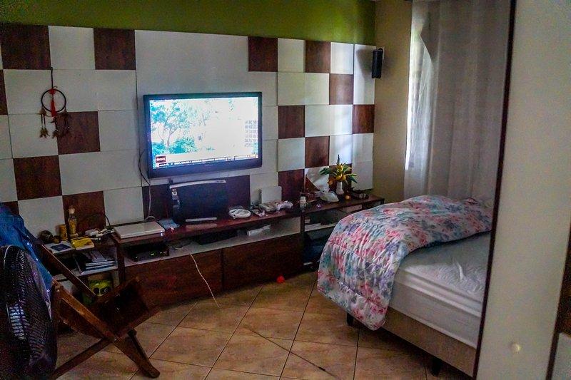 Dormitorio de primer piso - Quarto do 1 andar