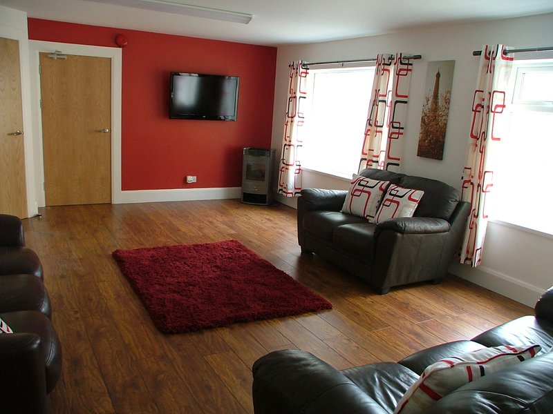 26  Princess St Apartment (first floor), holiday rental in County Antrim