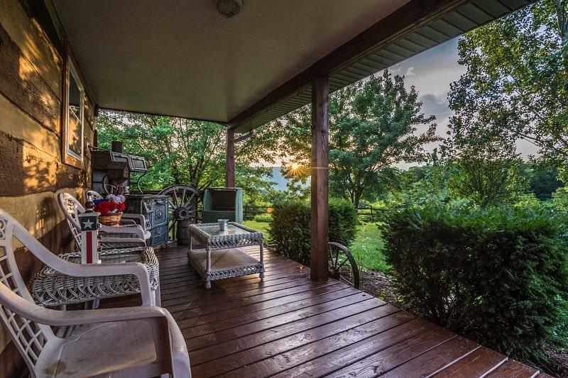 Deck | Mountain View