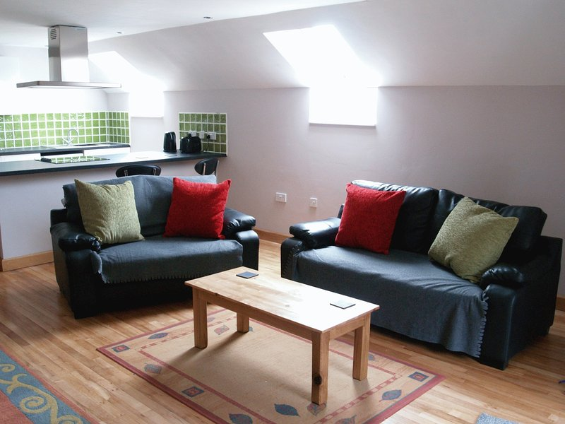 The Loft, Lluest Cottages, aluguéis de temporada em Llanon