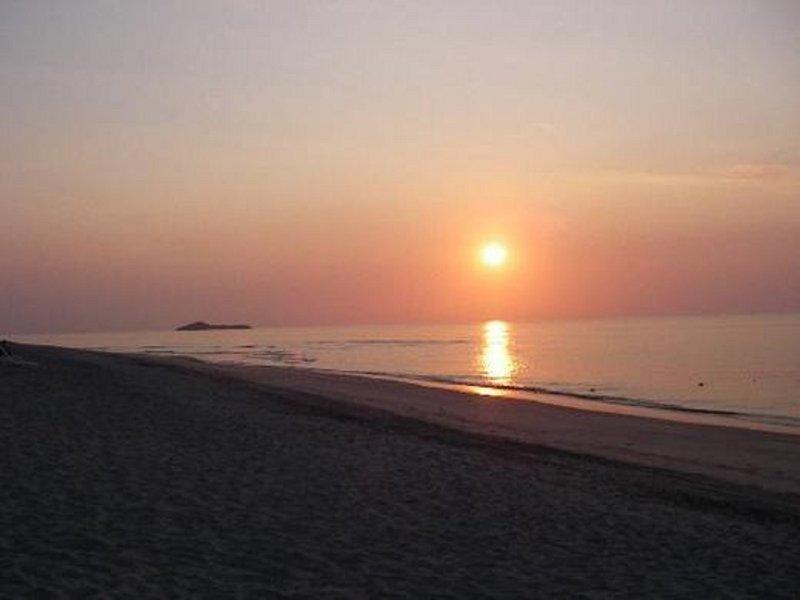 Beautiful Playa Blanca Sunsets