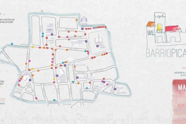 Plano Quartier Picasso
