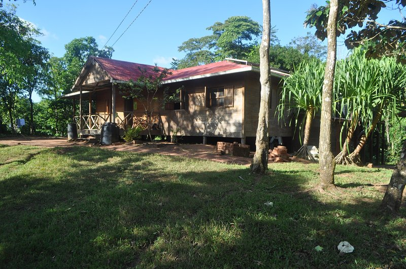 Reserva natural Kahka Creek, holiday rental in Southern Atlantic Autonomous Region
