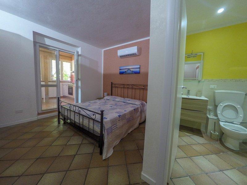 I Tre Abeti b&b - Una Villetta nel Verde, holiday rental in Muggiano