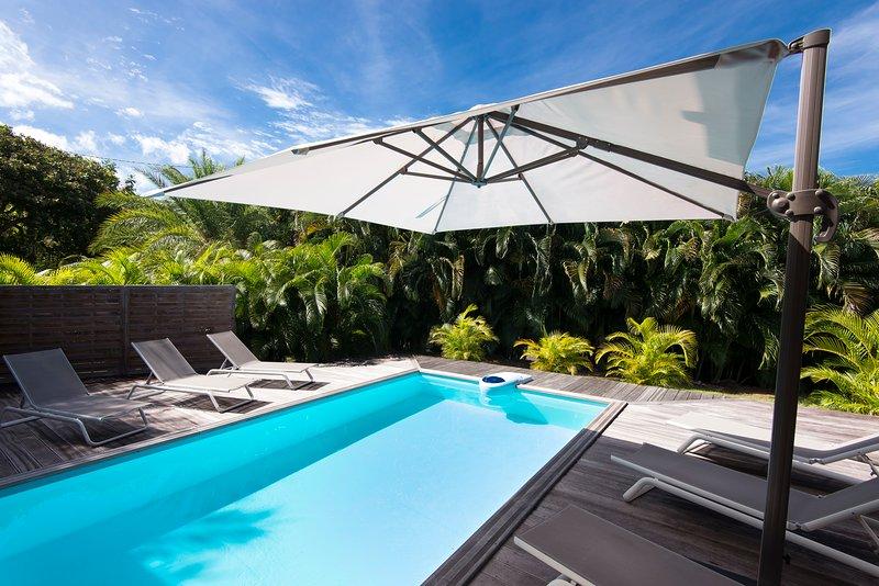 Villa Starbay, location de vacances à Bouillante