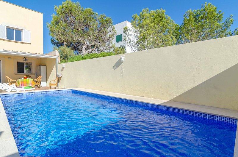 CALANDRELLA - Villa for 4 people in Son Bielo, location de vacances à Sa Rapita