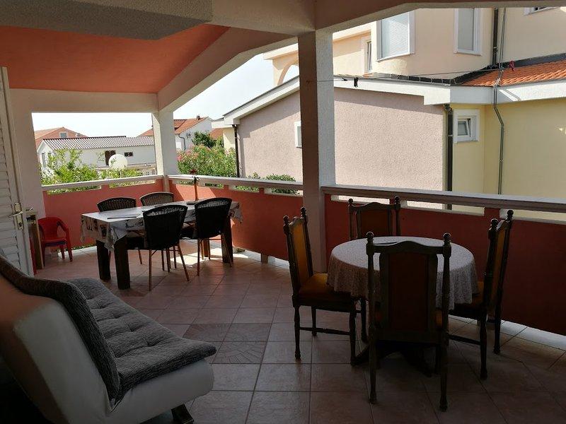 Villa Balja - A2 Apartment Balja (4) Island Vir Zadar County, holiday rental in Vir