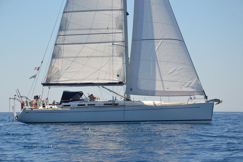 location  voilier 15 mètres avec skipper et hotesse  Grèce au depart de Corfou, vacation rental in Gouvia