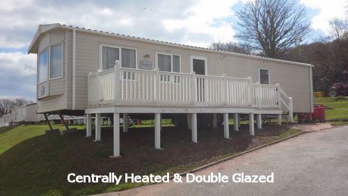 Caravan B19 Southbay Holiday Park, holiday rental in Brixham