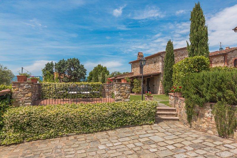 Villa Terme, alquiler vacacional en Monsummano Terme