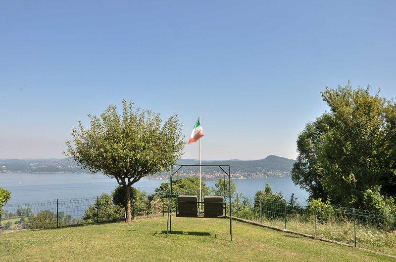Casa Gianduia - Lago Maggiore - Piemonte, holiday rental in Fosseno