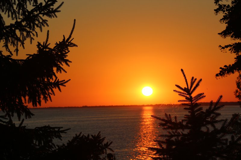 Even more stunning sunrise