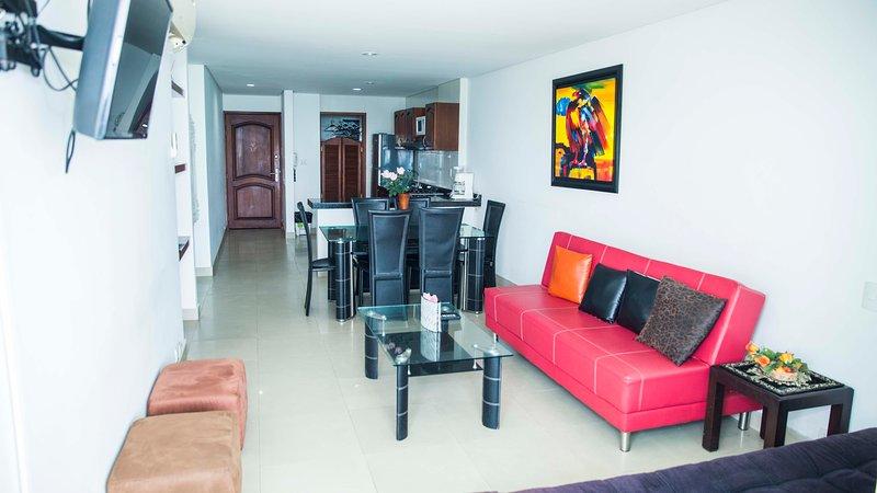 Spacieux Living Room