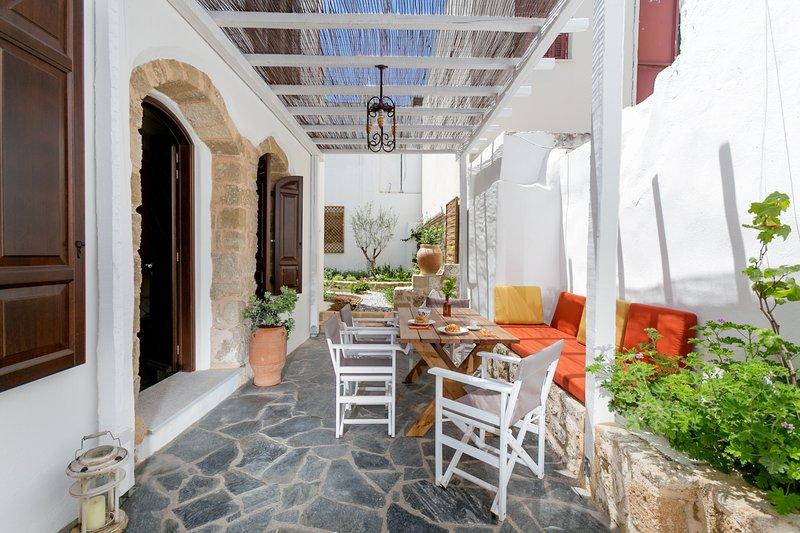 Villa dei Ciottoli, vacation rental in Rhodes Town