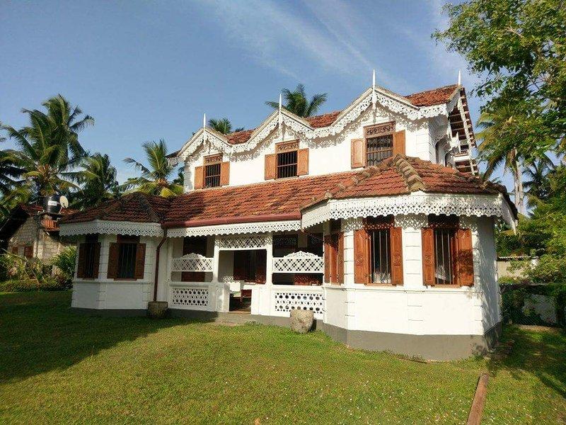 GADS Villa, holiday rental in Ahangama