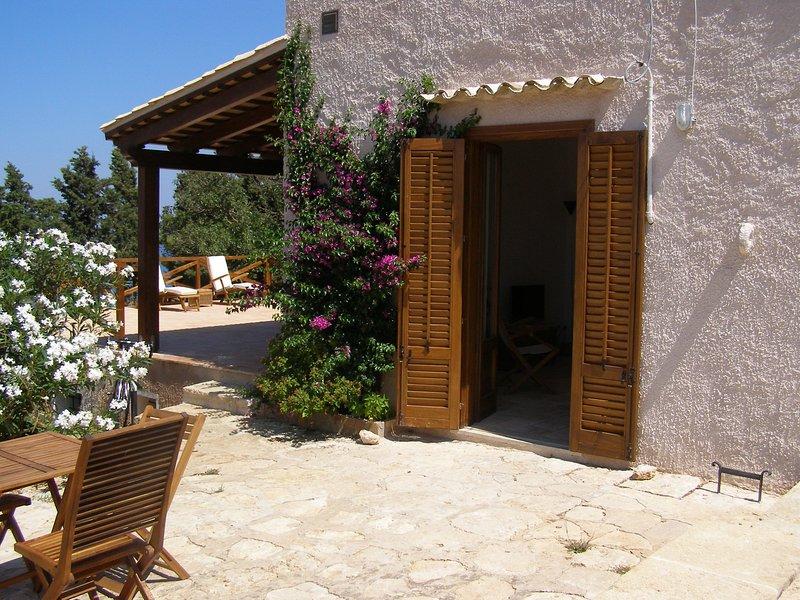 Villa Trapani - Erice Vetta, vacation rental in Erice