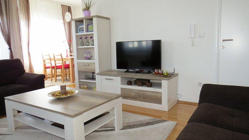 Apartment - city center, Banja Luka, holiday rental in Banja Luka