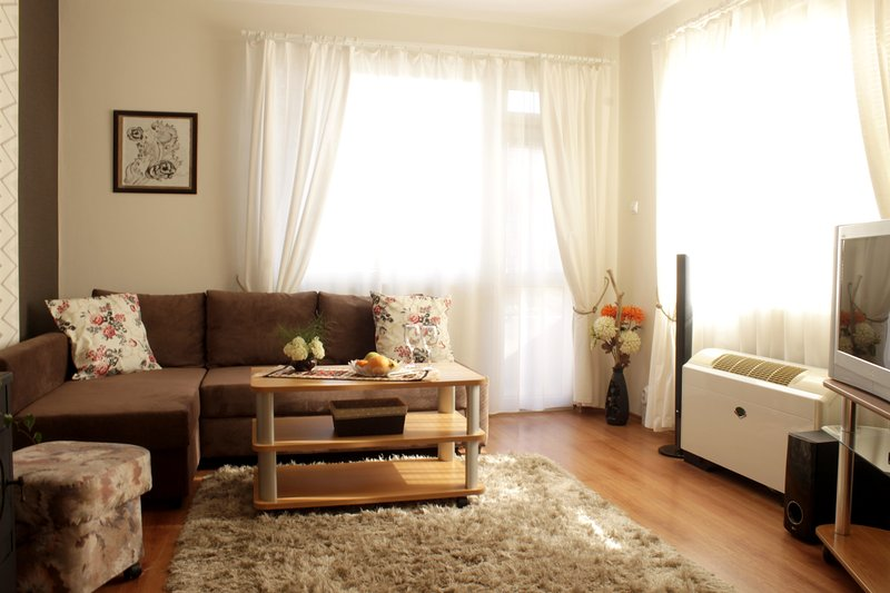 Nice apartment 5 min away from the beach, holiday rental in Pomorie