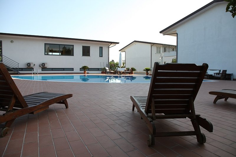 Medimare Residence Club, holiday rental in Patti