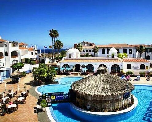 Fairways Club, Amarilla Golf, south facing, holiday rental in Guargacho