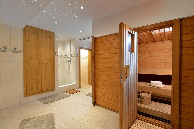 """Sauna in """"Residenz Kitzbühel"""""""