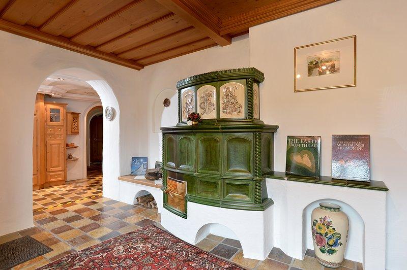 Eingangsbereich Landhaus Florian